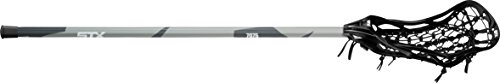 STX Lacrosse Women's Fortress 300 Complete Stick with Head,...