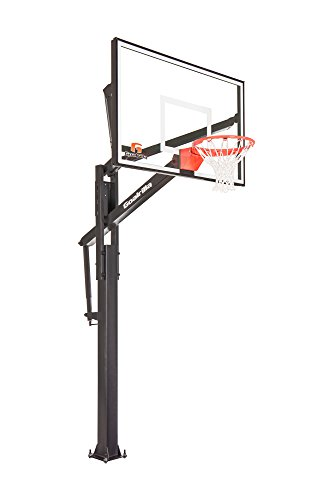 Goalrilla FT Series, 60' Basketball Hoop with Tempered Glass...