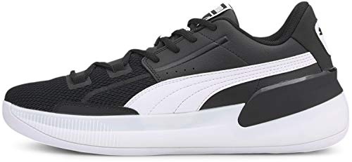 PUMA - Mens Clyde Hardwood Team Shoes, Size: 9.5 M US, Color...