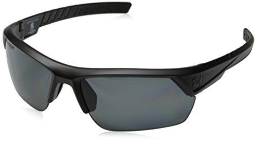 Under Armour Igniter 2.0 Sunglasses Storm ANSI Satin Black / Grey...