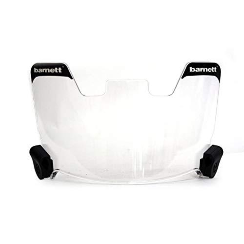 Barnett Visor Clear,Football and Lacrosse Helmet Eye-Shield