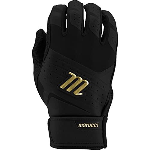 Marucci PITTARDS Reserve Batting Glove Blackout , Adult Large