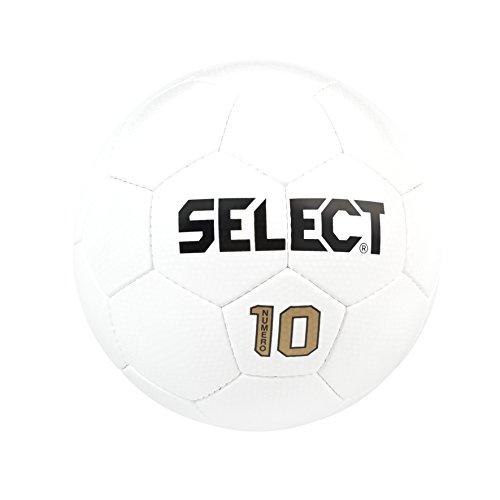 SELECT Mini Soccer Skills Ball, White, Size 1