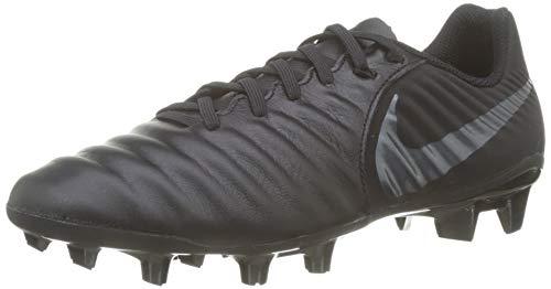 Nike Men's Legend 7 Academy FG Black/Black (10.5)