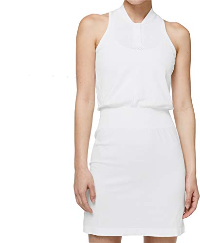 Lululemon in Your Court Dress Tennis Dress (White, 6)