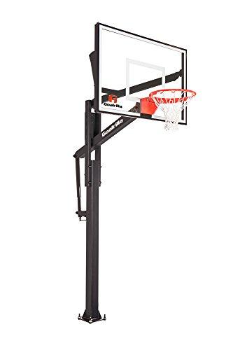 GoalrillaFT Series BasketballHoop with Tempered Glass...