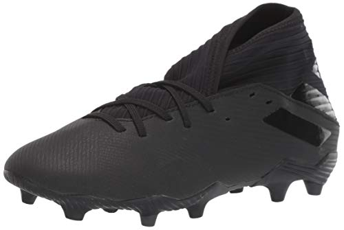 adidas Men's Nemeziz 19.3 Firm Ground Soccer Shoe, Utility Black,...