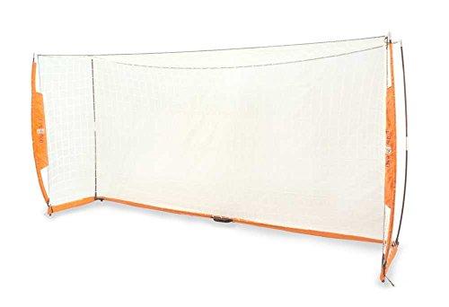 Bownet Portable Soccer Goal Net (6' x 12') Durable Powder-Coated...