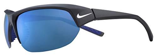 Nike EV1125-014 Skylon Ace Sunglasses Matte Black/Grey Frame...