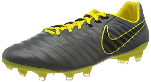 Nike Men's Football Boots, Grey Dark Grey Black Opti Yellow 070,...