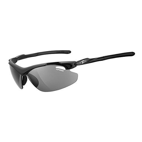 Tifosi Men's Tyrant 2.0 Wrap Sunglasses, Matte Black, 68 mm