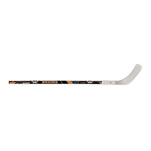 Franklin Sports Boston Bruins Street Hockey Stick - 40' 2-Piece...