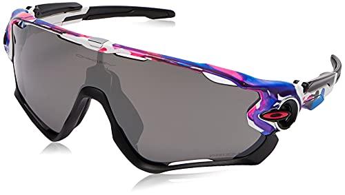 Oakley Men's OO9290 Jawbreaker Rectangular Sunglasses,...