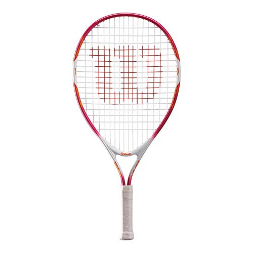 Wilson Serena Williams Junior Tennis Racquet (Pink, 21 Inch...