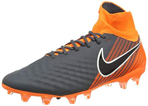 Nike Mens Magista Obra II FG Cleats [Total Crimson] (6.5)