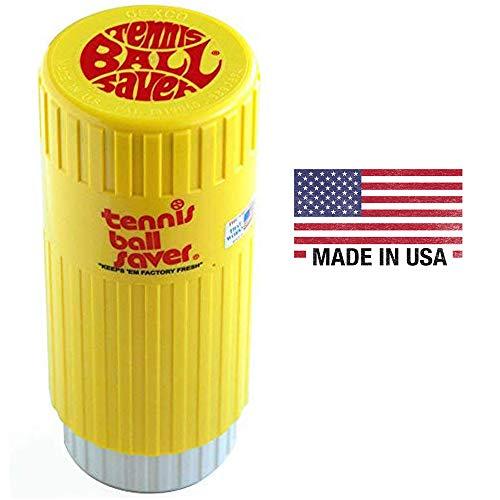 Gexco Tennis Ball Saver - Pressurized Tennis Ball Storage That...