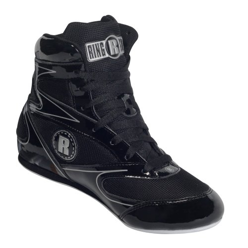 Ringside Diablo Wrestling Boxing Shoes, 13, Black