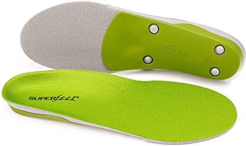 Superfeet Unisex-Adult Green Professional-Grade High Arch...