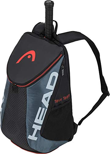 HEAD Tour Team Tennis Backpack 2 Racquet Carrying Bag w/Padded...