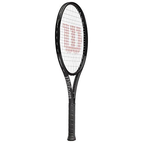 Wilson Pro Staff 25 Junior Tennis Racquet (Black)