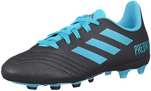 adidas Firm Ground Predator 19.4 (unisex-child) Bold Blue/Silver...