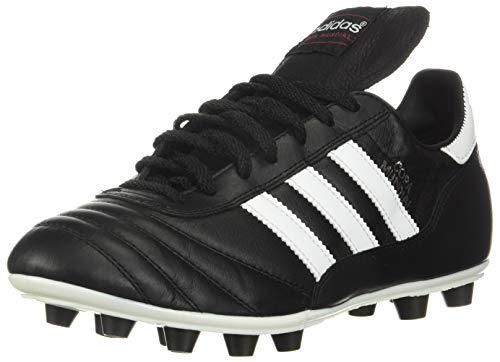 adidas mens Copa Mundial Soccer Shoe , Black/White/Black, 8 Women...