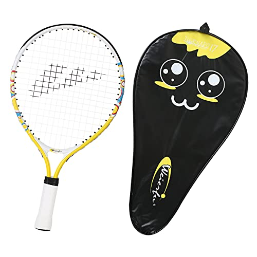 Weierfu Junior Tennis Racket for Kids Toddlers Starter Racket 17...