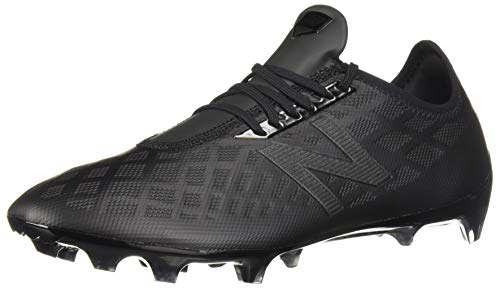 New Balance Men's Furon 4.0 Pro Firm Ground Soccer Shoe, Black,...