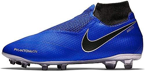 Nike Unisex Phantom VSN Pro DF FG Soccer Shoes (10.5 M US Mens/12...