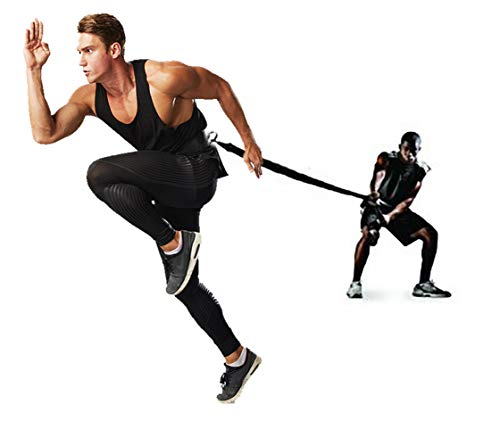 MetaBall Agility Training Bungee Resistance Band Cord Quickly...