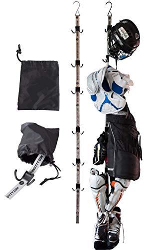 UTTY Multipurpose Portable Drying Rack – Hang Sports Equipment,...