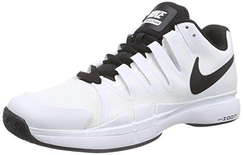 Nike Zoom Vapor 9.5 Tour Black/Anthracite/White Mens Tennis Shoes