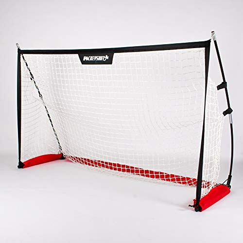 Backstop Net for Hockey, Field Hockey, Lacrosse and More Sports-...