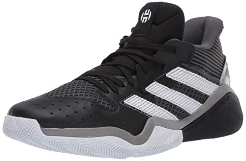 adidas Men's Harden Stepback Basketball Shoe, core Black/Grey...