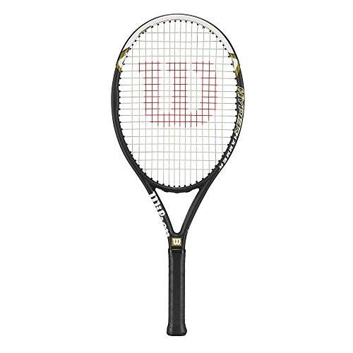 Wilson Hyper Hammer 5.3 Strung Adult Recreational Tennis Racket...