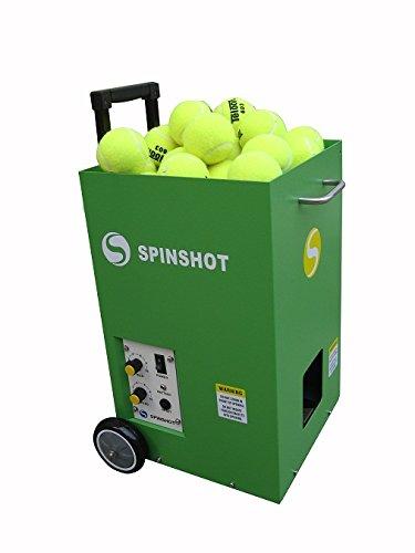 Spinshot Lite Tennis Training Machine Basic Model (Best Model for...