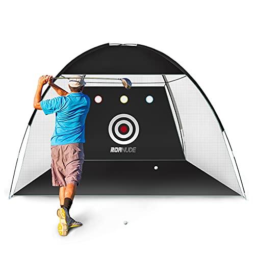 Roanude Golf Practice Nets for Backyard Driving, Golf Target...
