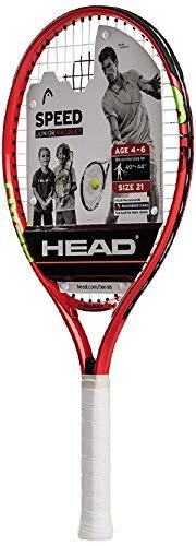 HEAD Speed Kids Tennis Racquet - Beginners Pre-Strung Head Light...