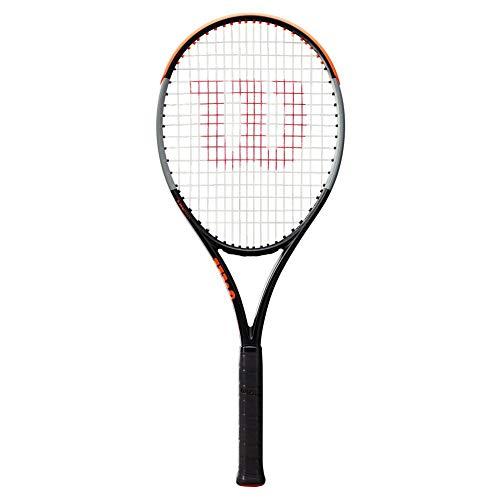 Wilson Burn 100LS V4.0 Tennis Racquet (4_3/8)