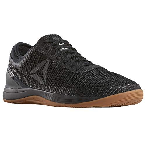 Reebok Crossfit Nano 8.0 Shoe Women's Crossfit 9 Black-Rubber...