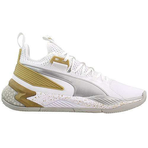 PUMA Mens Uproar Hybrid Court Core Basketball Sneakers Shoes...
