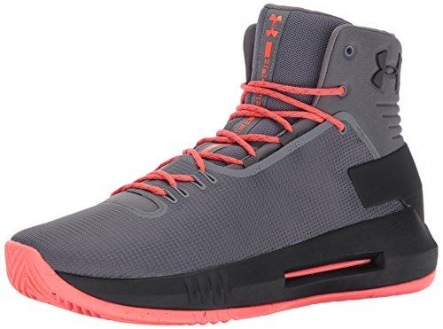 Under Armour Men's Drive 4 Basketball Shoe, Graphite...