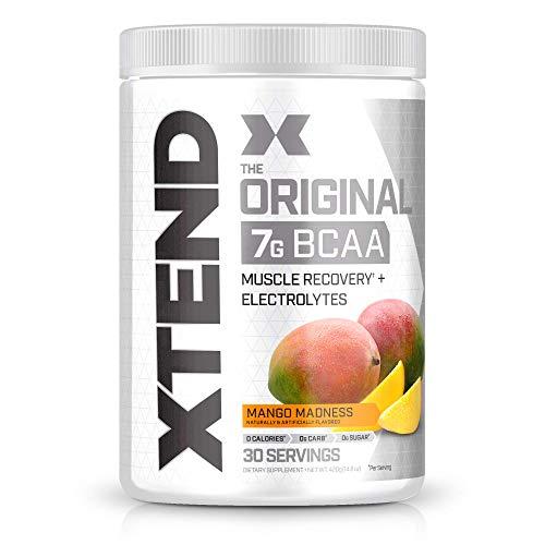 XTEND Original BCAA Powder Mango Madness - Sugar Free Post...