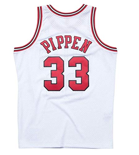 Mitchell & Ness Chicago Bulls Scottie Pippen Swingman Jersey NBA...