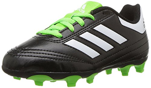 adidas Performance Kids' Goletto VI J Firm Ground Soccer Cleats,...
