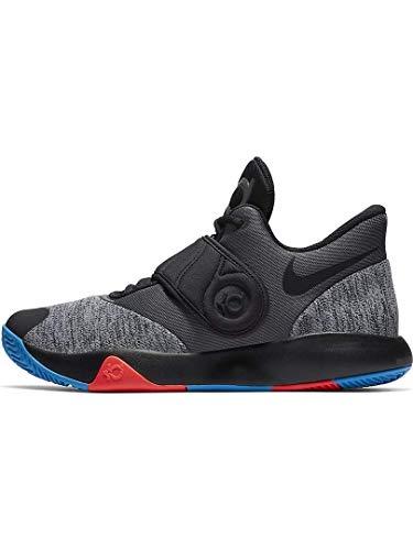 Nike Men's KD Trey 5 VI Basketball Shoe Black/Chrome/Photo...