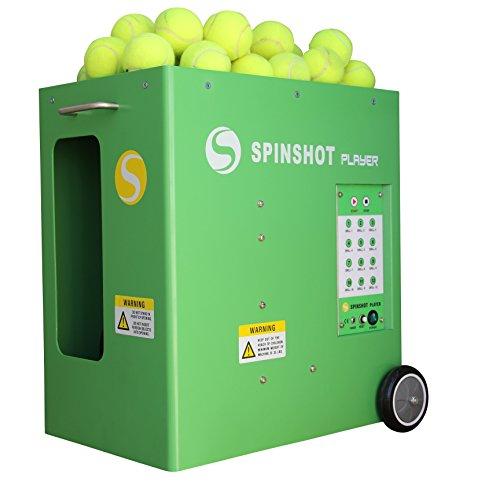 Spinshot-Player Tennis Ball Machine (Best Seller Ball Machine in...