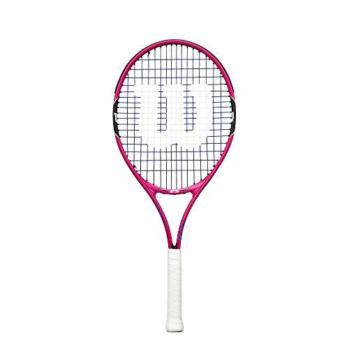Wilson Youth Burn Recreational Tennis Racket - Pink, 23'
