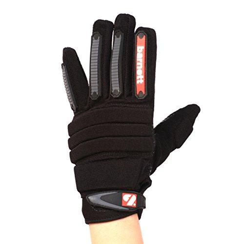 Barnett FLG -02 high Level Linemen Football Gloves, OL, DL,...