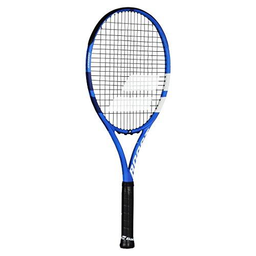 Babolat Boost Drive Pre-Strung Tennis Racquet (4 1/8' Grip)